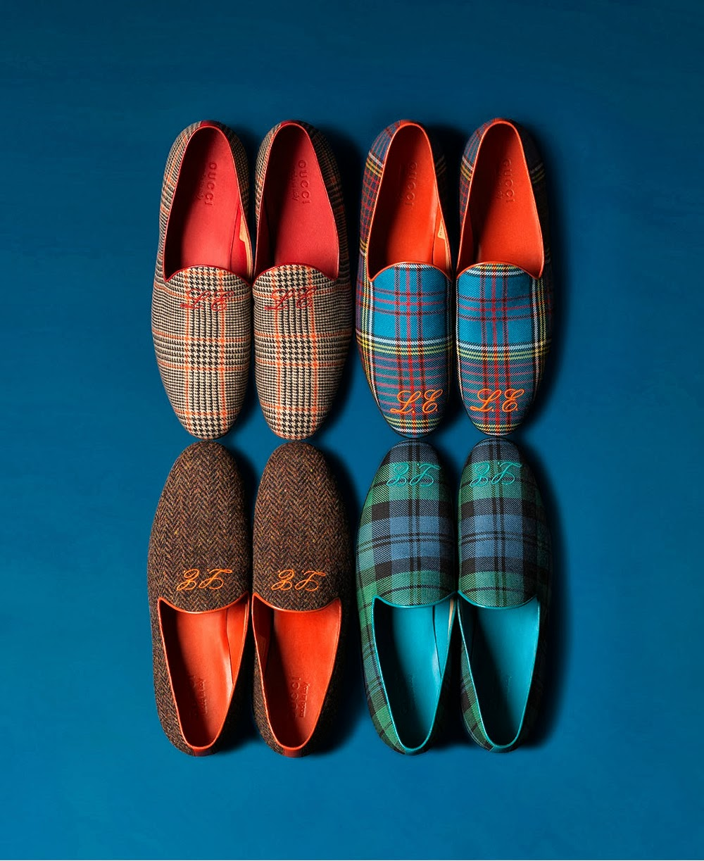 GUCCI LAPO ELKAN'S WARDROBE SLIPPER SHOES