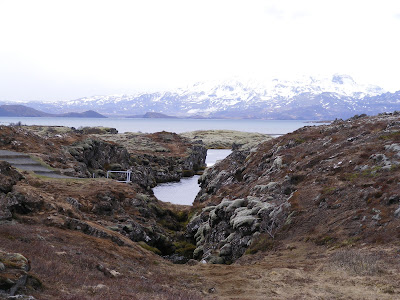 Silfra, Parcul National Thingvellir, Islanda