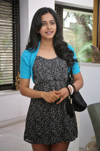 Rakul Preet Latest Hot Stills