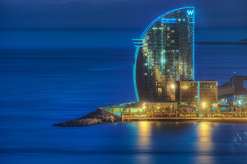 A visit to the best hotels in barcelona the world of deej for Booking w barcelona