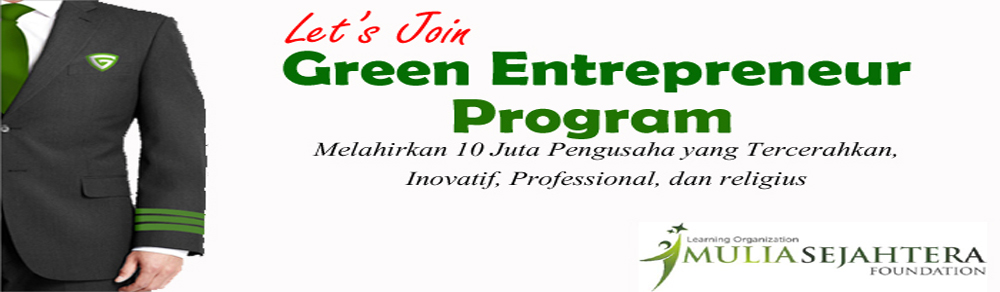 Testimoni Green Warrior Indonesia