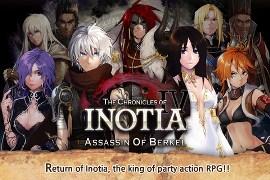 Download Android RPG Game Inotia 4: Assassin of Berkel APK 2013 Full Version
