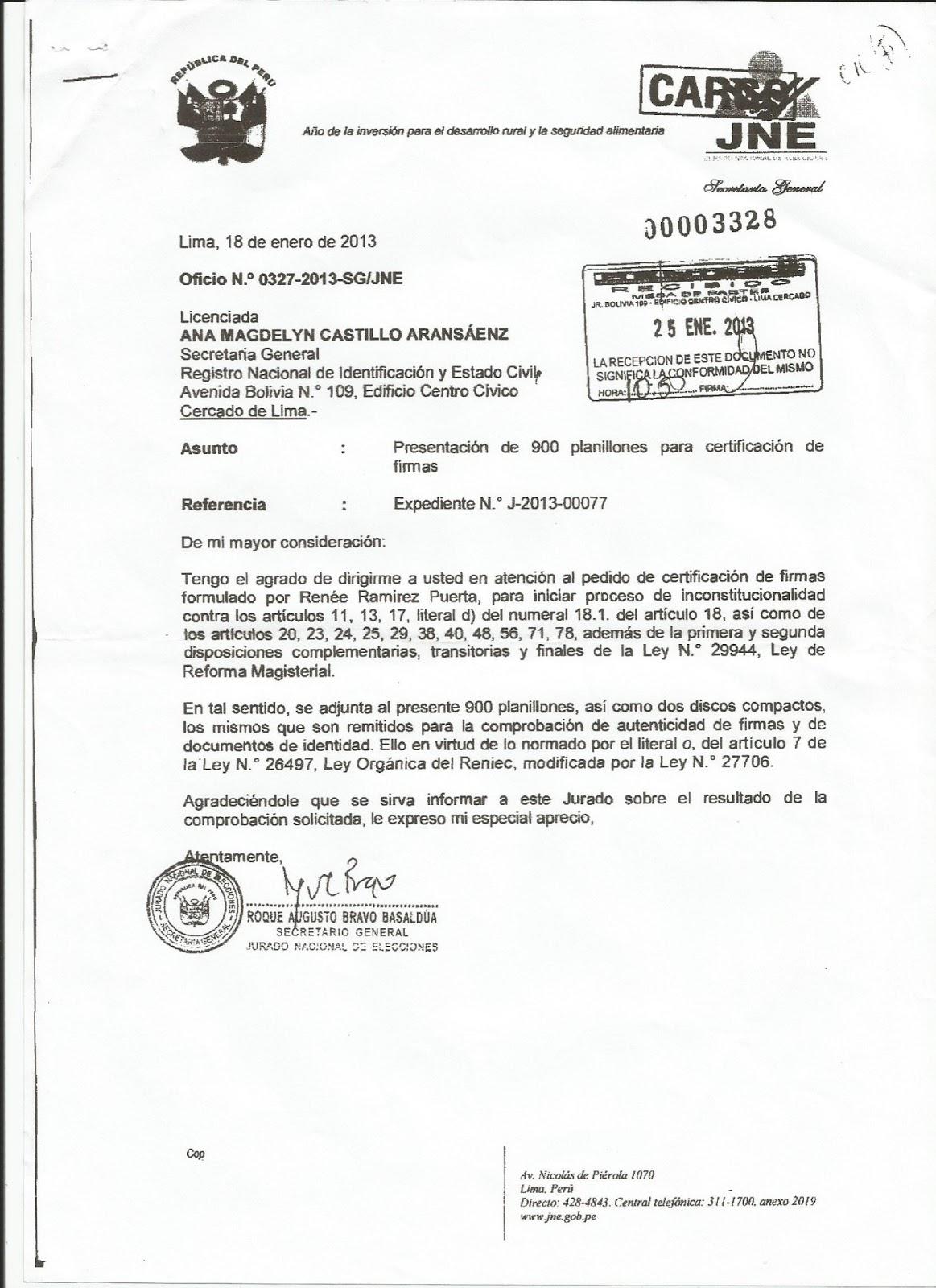 SUTE LIMA CLASISTA: febrero 2013
