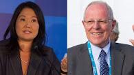 Encuestadora GFK: ¿Quién ganaría en una segunda vuelta? La candidata de Fuerza Popular, Keiko Fujim