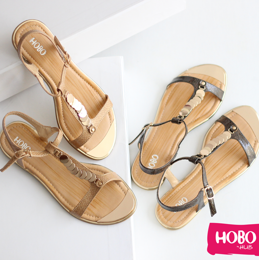 Summer Footwear Collection by Hobo for Girls