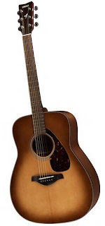 Daftar Harga Gitar Yamaha Terbaru 2013