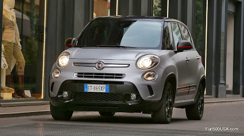 hot new fiat 500l beats edition debuts fiat 500 usa. Black Bedroom Furniture Sets. Home Design Ideas