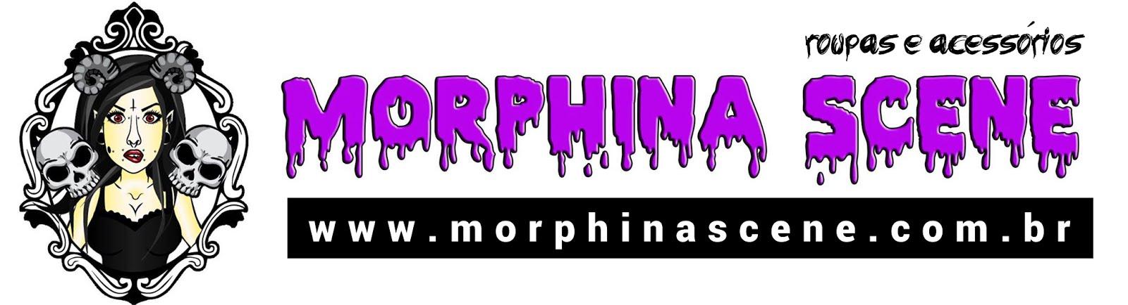 Loja de roupas e acessórios - Morphina Scene