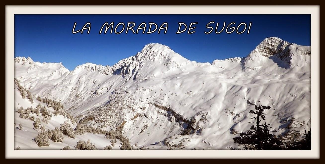 LA MORADA DE SUGOI. Montañismo en Iberia.