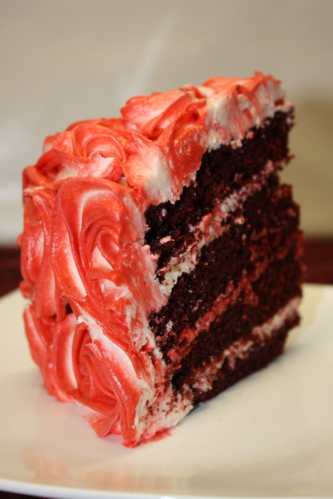 The best Red Velvet Cake that happens to be Vegan The Hungry Dudes