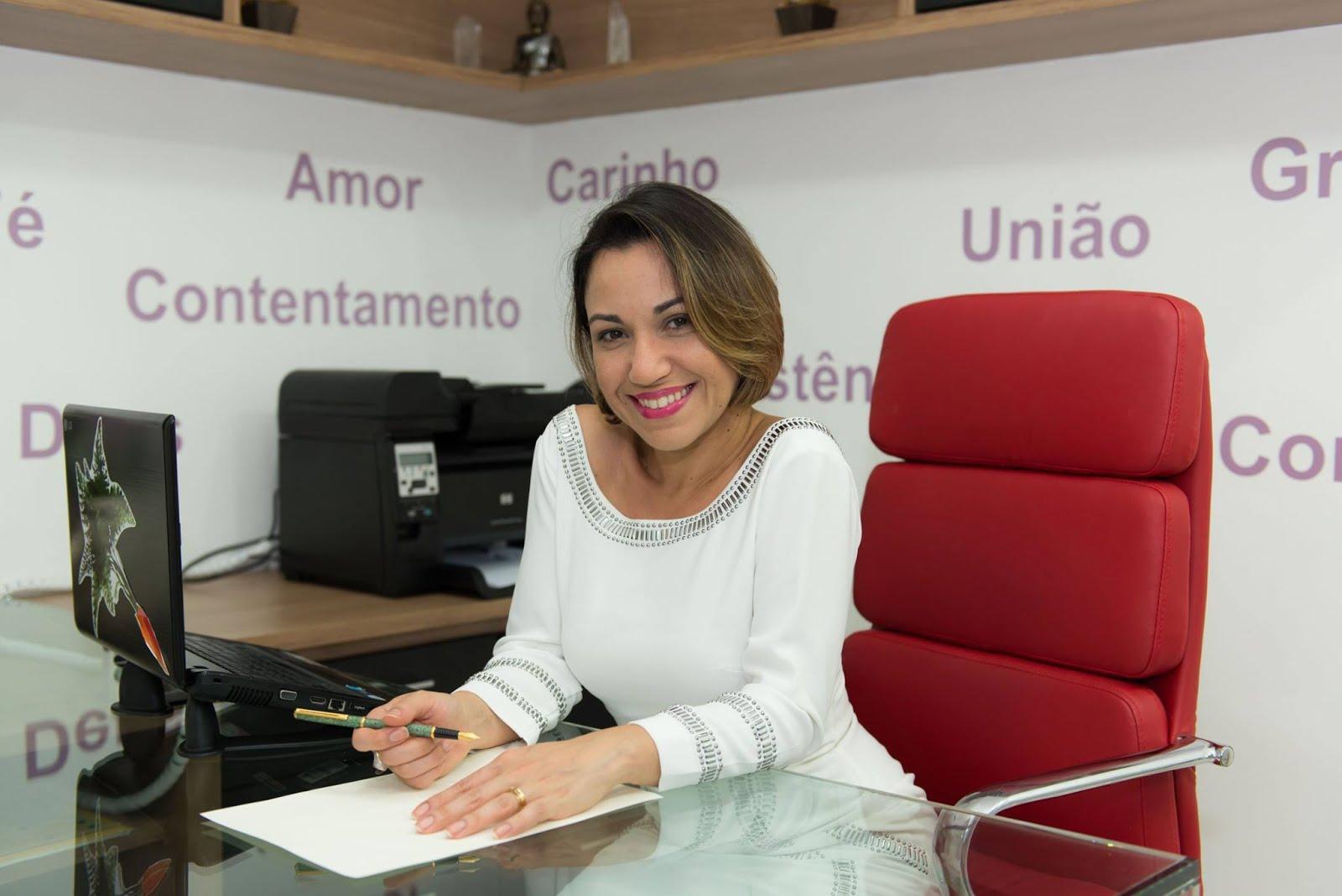 Olá, Sou Ana Paula Santos!