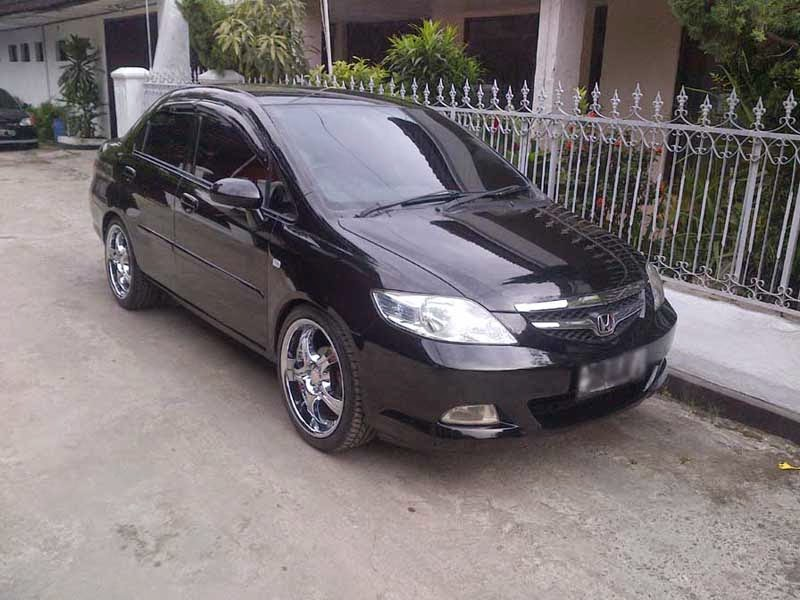 Modifikasi Mobil Honda City 2006 Honda City 2006 Modifikasi