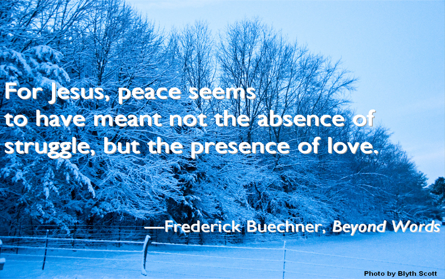 Advent Second Sunday Quotes