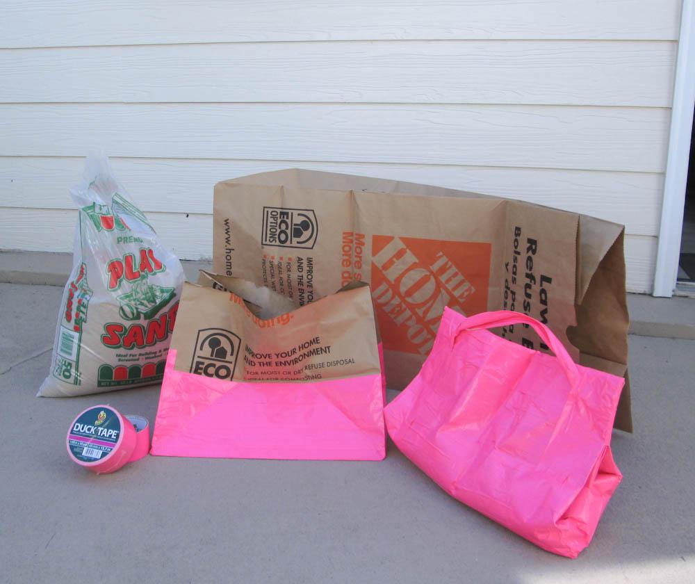 DIY Tent Weights & Sheley Calypso: DIY Tent Weights