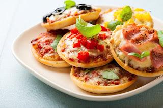 Resep Masakan - Resep dan Cara Membuat Pizza Mini