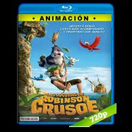 Las locuras de Robinson Crusoe (2016) BRRip 720p Audio Dual Latino-Ingles