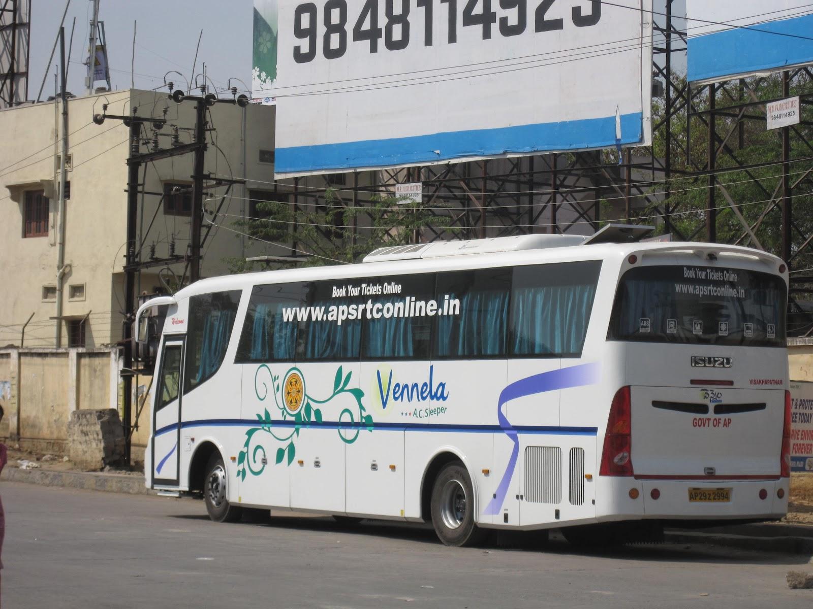 A P S R T C Fans J B S Jubilee Bus Station Secunderabad