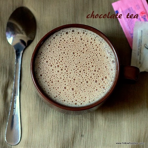 Chocolate Tea , Chai Recipe