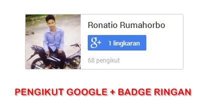 widget google badge kabarlangit