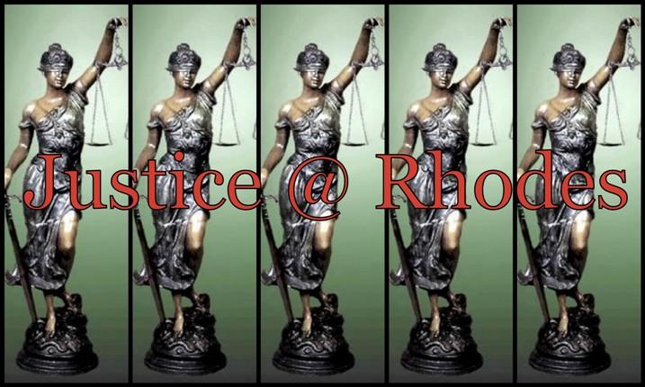 Justice @ Rhodes