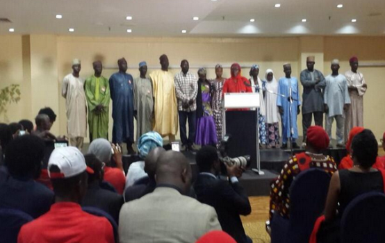 Chibok family release statement on aborted meeting with Jonathan