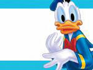 Donald Duck Cartoon Wallpaper