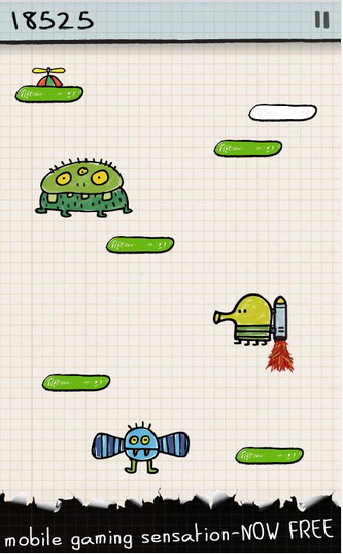 Download Game Android Gratis Doodle Jump