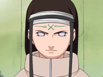 อักขระปักษีในกรงของเนจิ @ Naruto