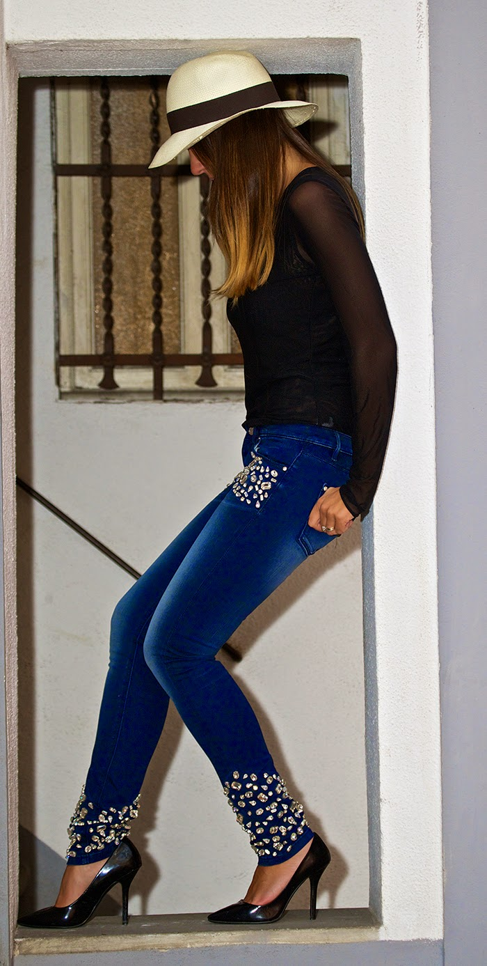 jeans fracomina diva collection