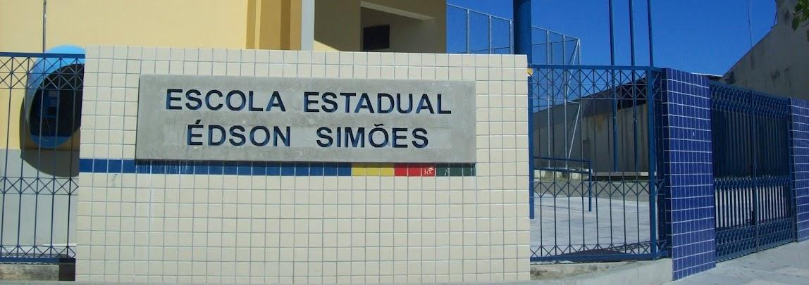 BLOG DA ESCOLA ÉDSON SIMÕES