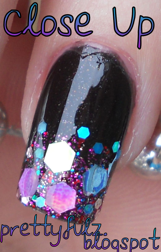 The Amazing Glitter nail designs Photograph