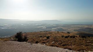 Lake Tiberias (Sea of Galilee)