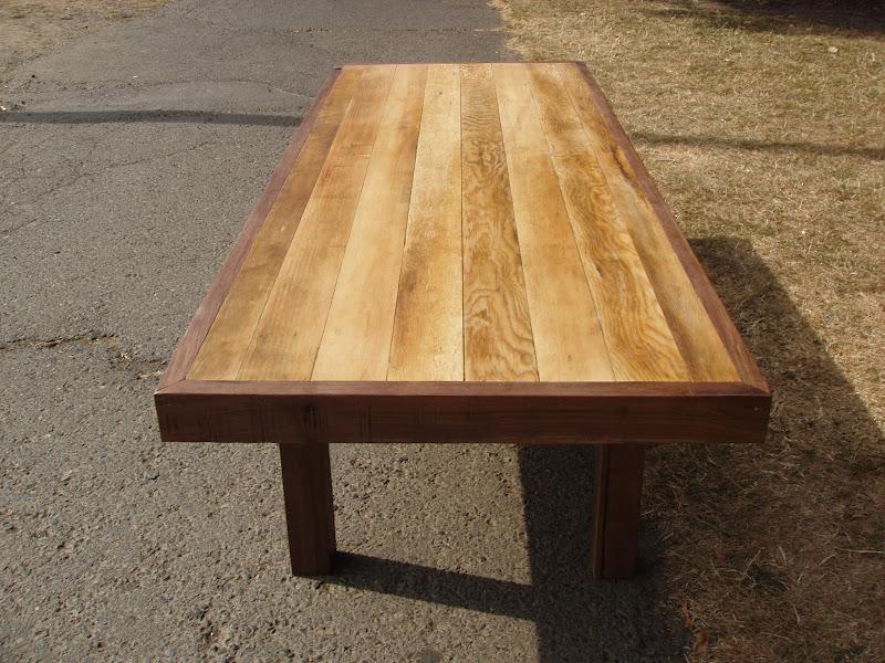Driftedge woodworking reclaimed doug fir and live edge