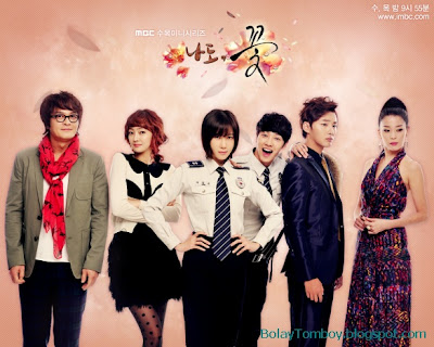 Pemain Me Too Flower Korean Drama