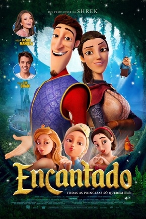 Encantado - Legendado Filmes Torrent Download capa