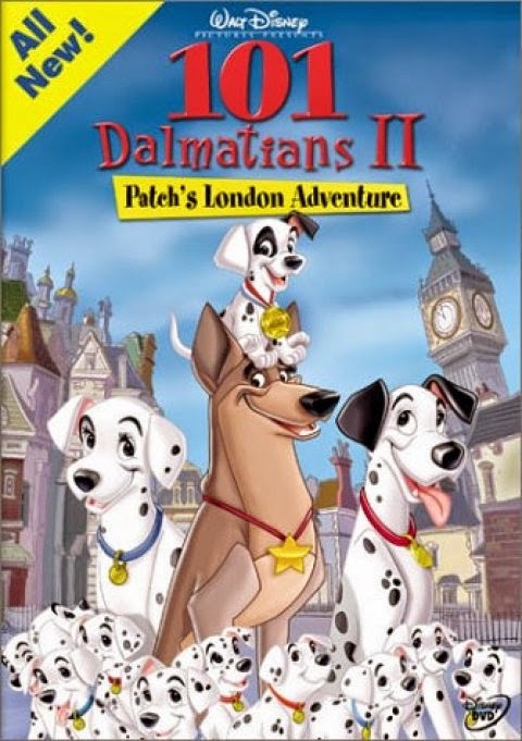 101 Chú Chó Đốm 2 - 101 Dalmatians II: Patchs London Adventure - 2003