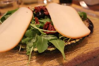 Strega salad at Coquinarius, Florence, Italy