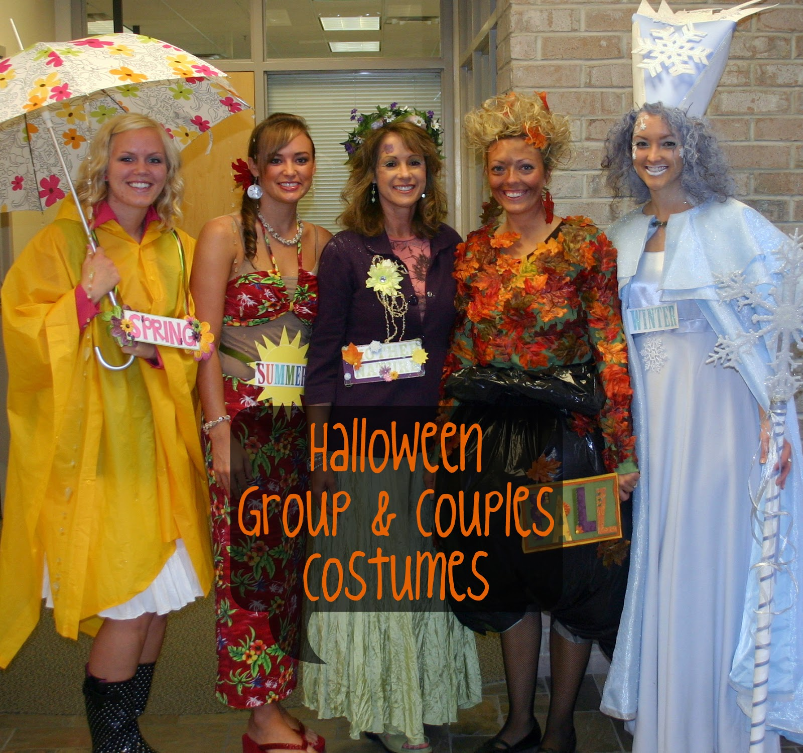 Fun Group and Couples Halloween Costume Ideas {30 Days of ...