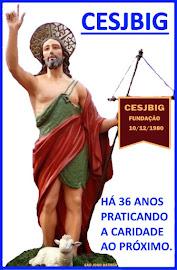 CESJBIG 36 ANOS! - 1980 - 2016