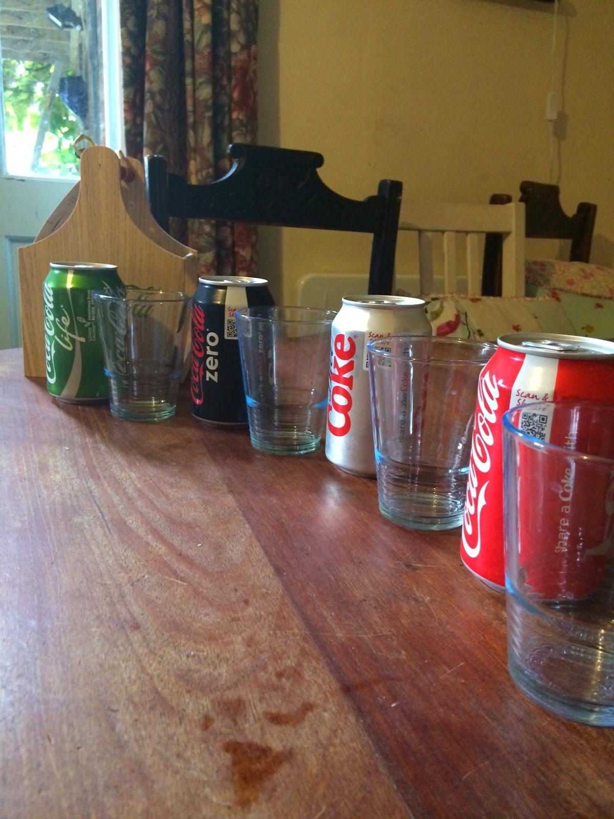 Coca_cola varieties #cocacolalife