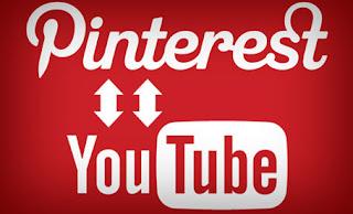 Pinterest - Youtube Bağlantısı