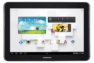 Samsung Galaxy Tab 2 10.1 Features