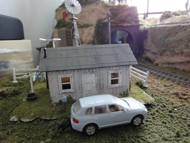 Woodland Scenics Auto Scenes Vehicles