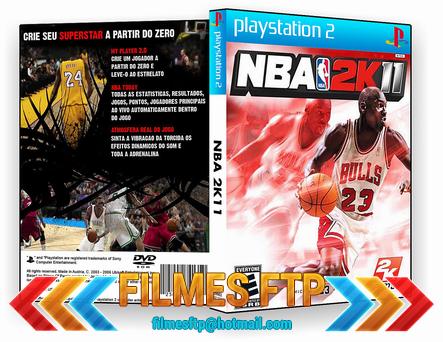 NBA 2K 11 Ps2