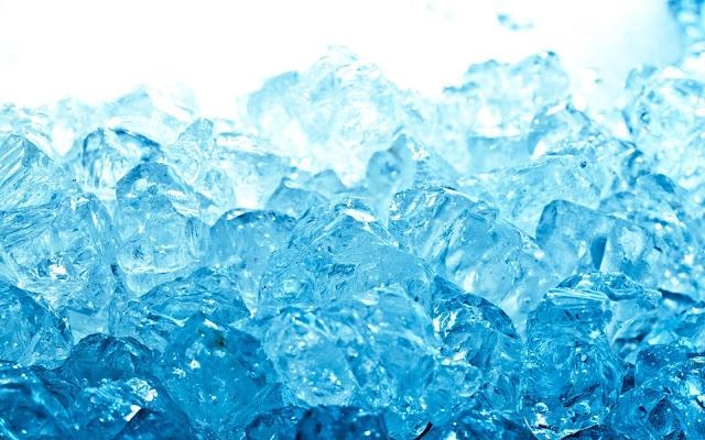 ijsblokjes verkoeling achtergrond