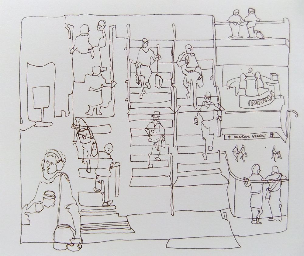 Go Back > Gallery For > Mall Drawing