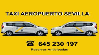 Solicitar taxi monovolumen sevilla