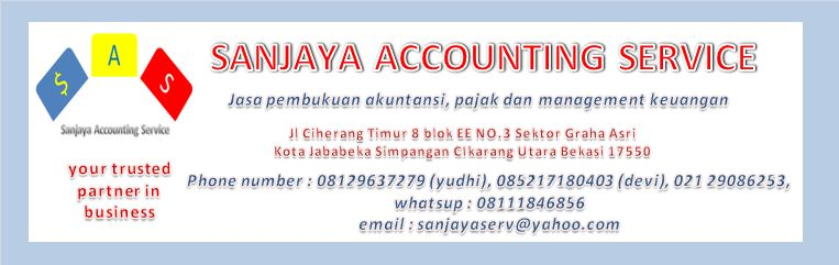 Sanjaya Accounting Service