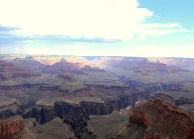 Colorado River, Grand Canyon South Rim
