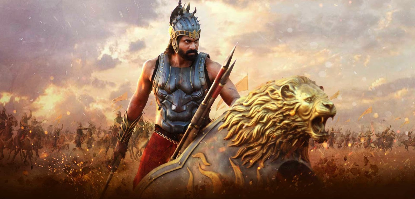Wallpaper download bahubali - Rana Dagubatti Bahubali Wallpaper